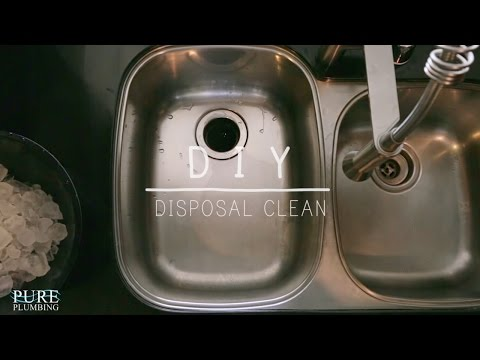 How to Clean a Garbage Disposal (Plumber Approved)