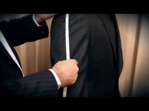 Jacket Sleeve Length Measurement