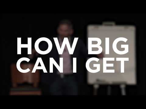 How Big Can I Get? - Grant Cardone
