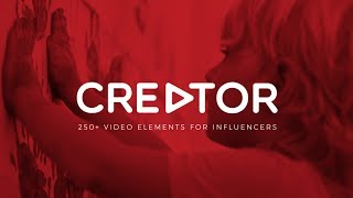 Creator: Content Creator Video Toolkit | RocketStock.com