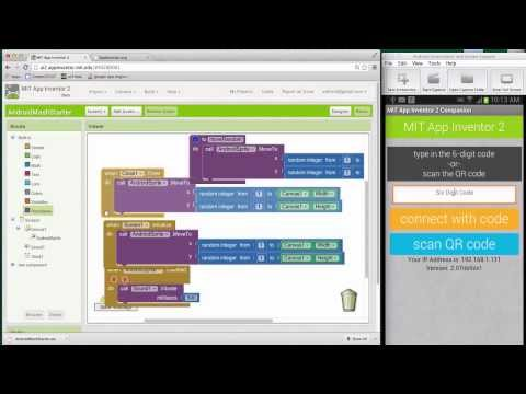 Create an Android Mash Game with App Inventor