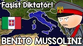 20.YY`DA MODERN ÇAKMA SEZAR - Benito Mussolini