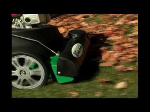 Outdoor Vacuum - Gasoline Powered 29