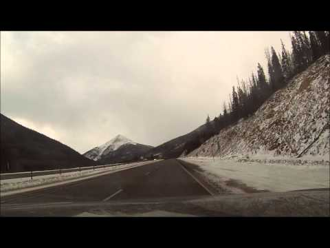 Drive from Denver to Vail