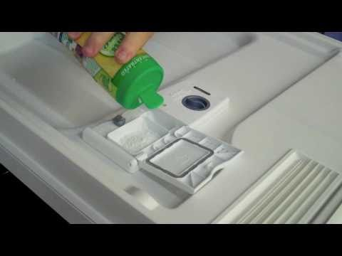 Solution to Cloudy Dishes Left by Hard Water Dishwashers