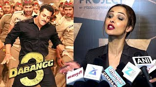 After Divorce Malaika Arora's SHOCKING Reaction On Doing Item Song In Salman Khan's Dabangg 3