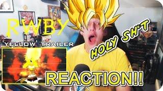 ELEGANT BUT DANGEROUS!!| RWBY 'White' Trailer REACTION