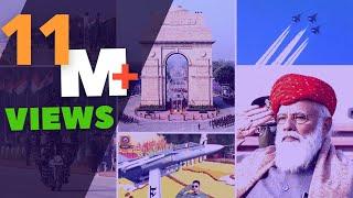 India's Republic Day Parade 26th January, 2021 - LIVE