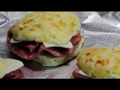 Cheddar Rolls - Brazilian Cheese Bread