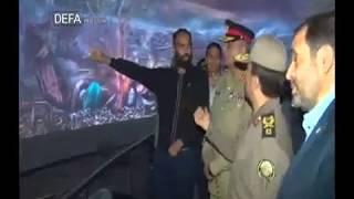 Iran Pakistan military chief visits Islamic Revolution & Holy Defense Museum