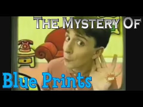 The Mystery of Blue Prints (1995 Blues Clues Pitch Pilot)