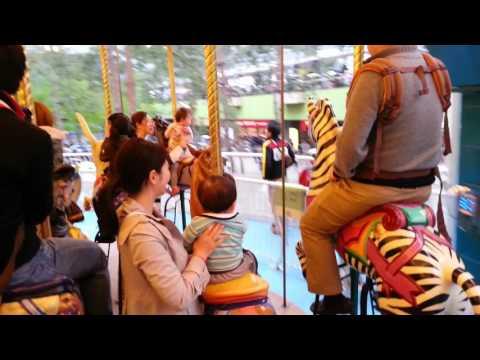 2014.04.06 MauricioChen at Tokyo Dome City Attractions (4