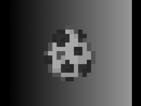 Minecraft spawn egg 1. Skeleton.