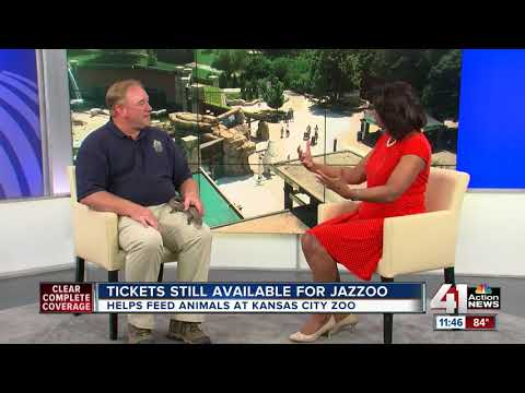 Jazzoo to benefit animals at the Kansas City Zoo