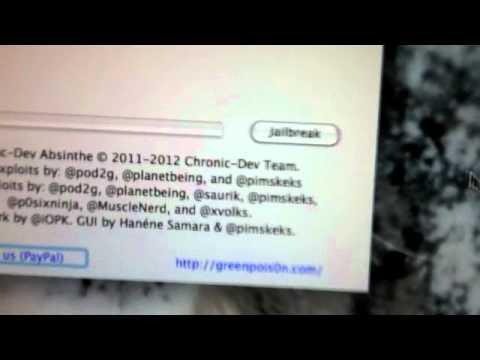 Jailbreak Install Cydia IOS 5.1.1 For Any Device
