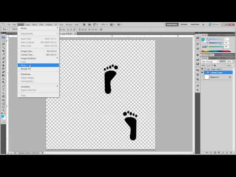 Photoshop Tutorial (4) Create A Brush