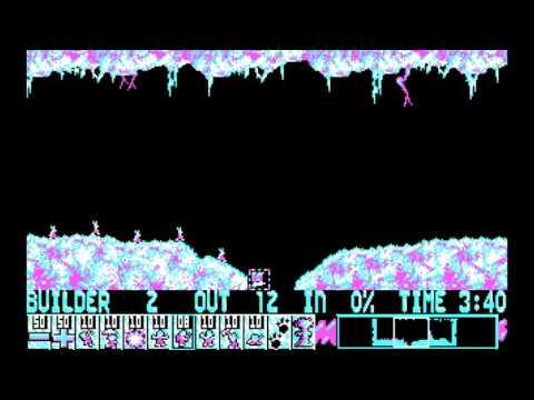CGA Lemmings   Nostalgia Nerd Extra