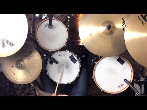 Playing Drums To A Metronome | DRUM LESSON