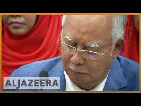 🇲🇾 Malaysia: Najib Razak hit with travel ban, quits UMNO | Al Jazeera English