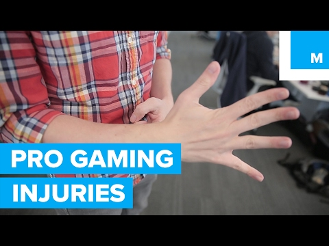 The Surprising Reality of Esports Injuries - No Playing Field