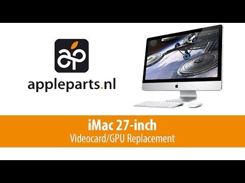 Apple Parts | iMac 27-inch (A1312) 2011 Videocard/GPU Replacement