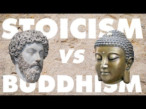 Stoicism vs. Buddhism | Robert Wright & Massimo Pigliucci [The Wright Show]