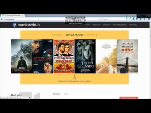 Download Movies FREE Without Any Software