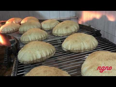 Production of Lebanese Flatbread; An Ingenious Automated Process