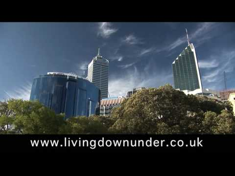 Move to Australia? - Move to Perth Promo