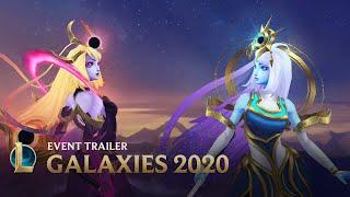 Galaxies 2020   Official Event Trailer - League of Legends
