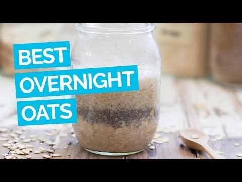 Best Overnight Oats Recipe