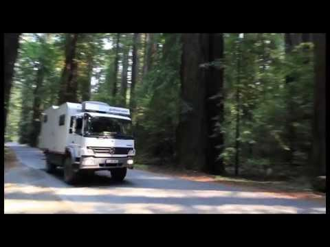 the redwood national park