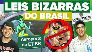 INACREDITÁVEIS LEIS BRASILEIRAS