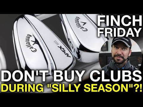 Don't Buy Golf Clubs During