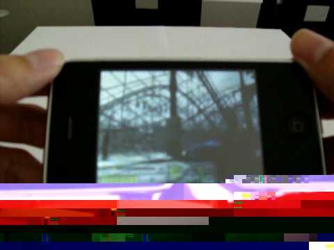 Nokia N96 Replica TV Demo