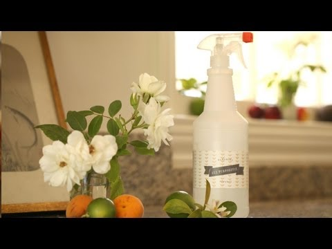 How to Make All Purpose Household Cleaning Solution || KIN DIY