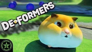 Let's Play - Deformers