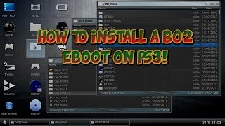 PS3 E3 ODE Resign Eboot Game Fix firmware 4 50,4 53 and