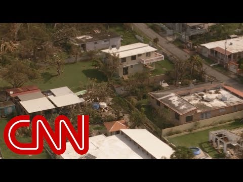 Study: Puerto Rico hurricane death toll near 5,000
