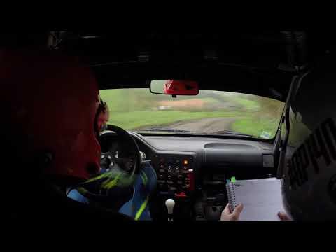 Caméra embarquée TOUQUET 2019 BUISSON / MURE Rallye  - Es 1 - 106 S16 A6
