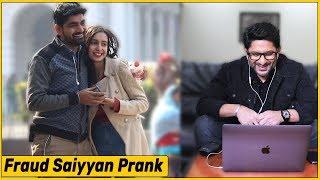 Fraud Saiyan Prank on Girls - Ft. Arshad Warsi   The HunGama Films