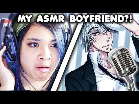 My Boyfriend is in a Yaoi ASMR?!