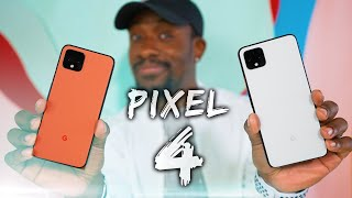 Pixel 4 Hands On - What You DIDN