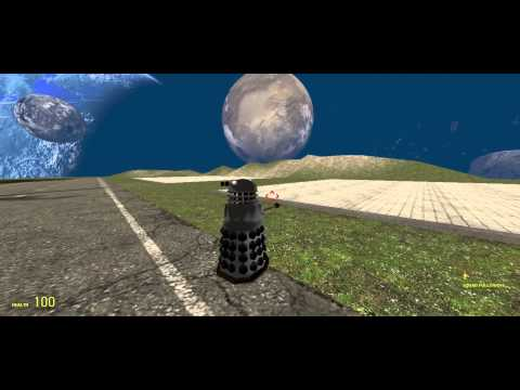 doctor who mods in gmod