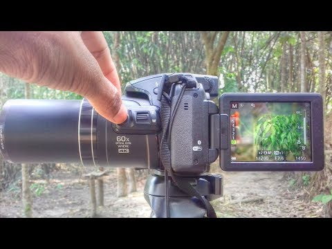 Full Manual Mode Tutorial Nikon coolpix b700 2018