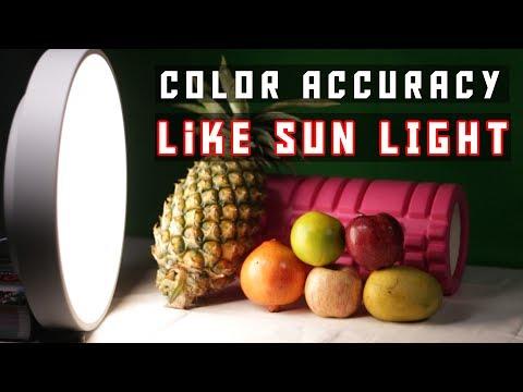 Budget Smart Light That Produce Color like SUN - Yeelight LED Ceeling Light