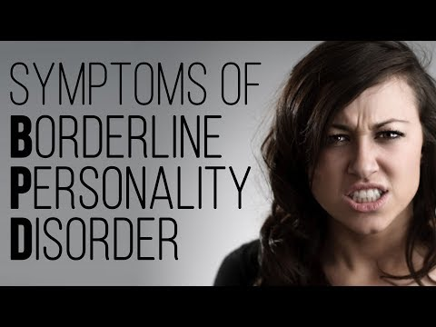 The 9 MUST KNOW Symptoms of Borderline Personality Disorder (BPD)