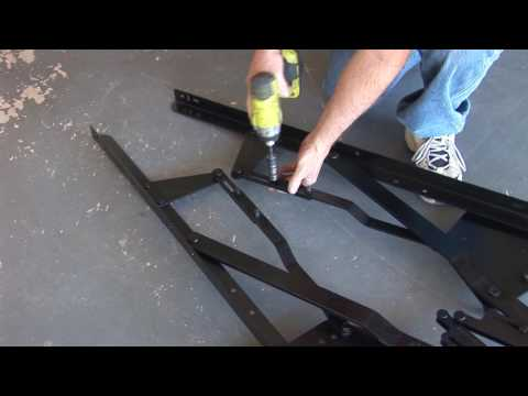 Installing Holmes E-900 Hardware & Springs