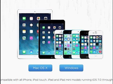Evasi0n iOS 7.0 - 7.0.6 Untethered Jailbreak for iPhone-5S,5C,5,4S,4321, iPad-Air,4321, iPod-5,4321
