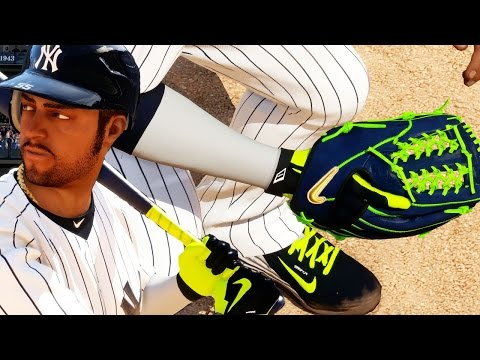 MLB 15 The Show Road to the Show PS4 Gameplay - Nike Endorsement in Exchange for Cutting Beard